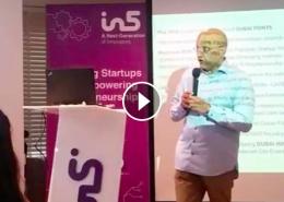 Sleem Hasan speaking at DUBAI in5