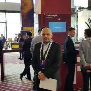 Privity, LLE CEO Sleem Hasan at the inaugural Fin Tech Abu Dhabi Challenge